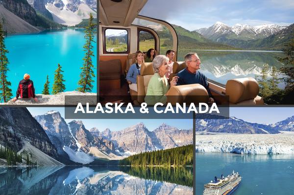 Alaska og Canada pakkerejser 2022 med Celebrity Cruises
