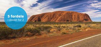 Krydstogt med Norwegian Cruise Line i Australien og New Zealand