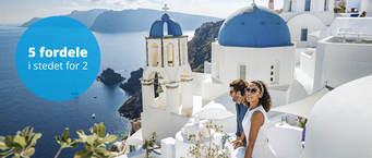 Krydstogt med Norwegian Cruise Line i Middelhavet
