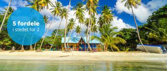 Krydstogt med Norwegian Cruise Line i Sydamerika