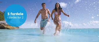 Krydstogt med Norwegian Cruise Line i Caribien